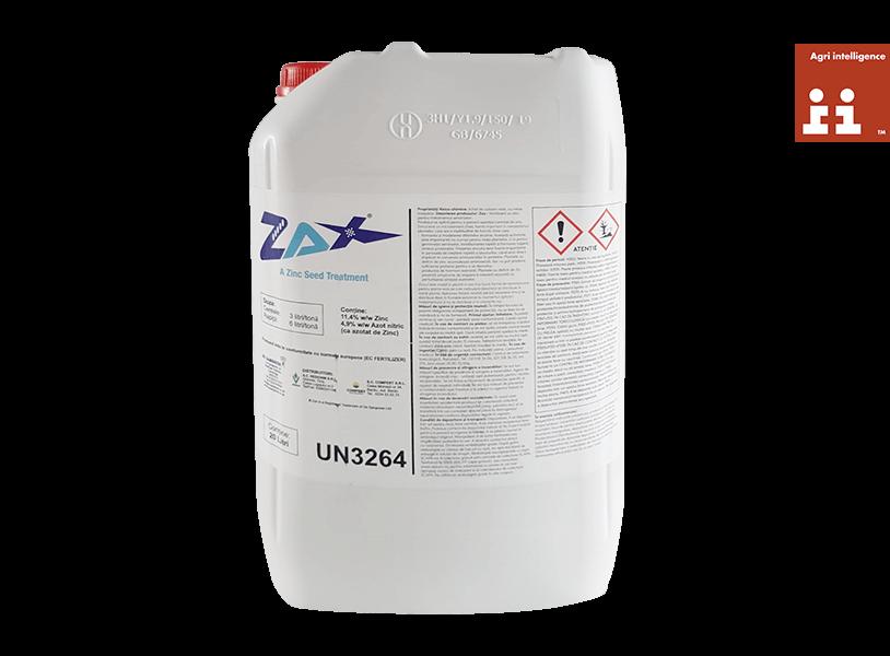 Fertilizantul Zax- Zinc