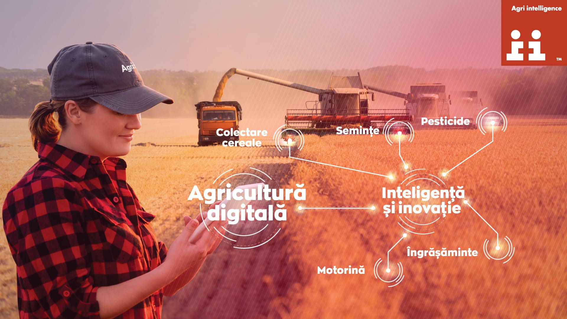 Raiffeisen Bank si Agrii Romania anunta un parteneriat in beneficiul  fermierilor romani