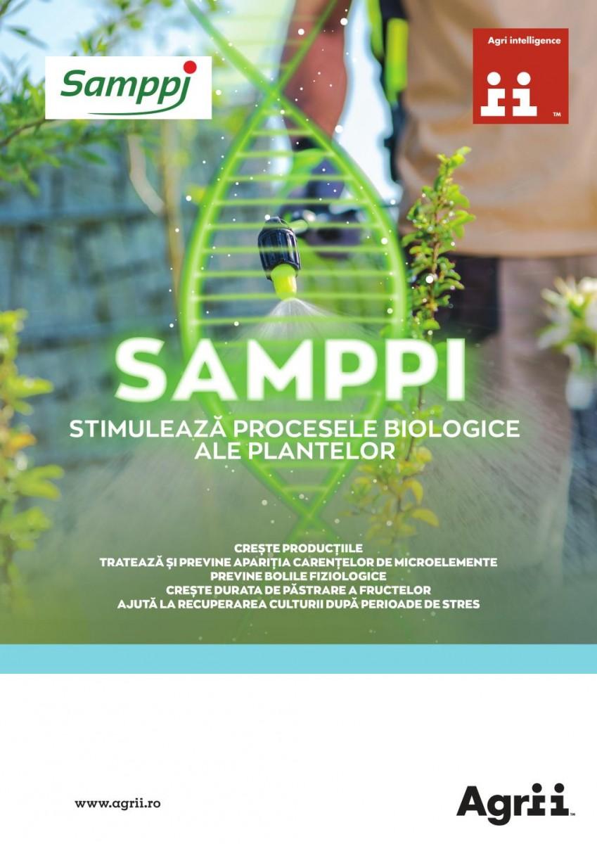 SAMPPI - trateaza si previne aparitia carentelor de microelemente din culturi!