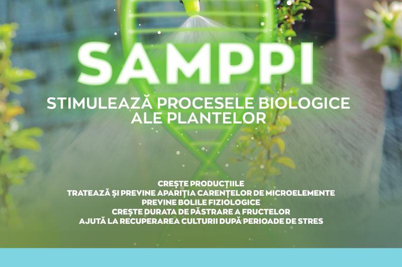 Folositi biostimulatorul SAMPPI