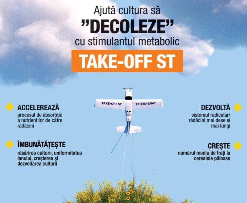 Protejati-va samanta cu stimulantul metabolic TAKE-OFF ST