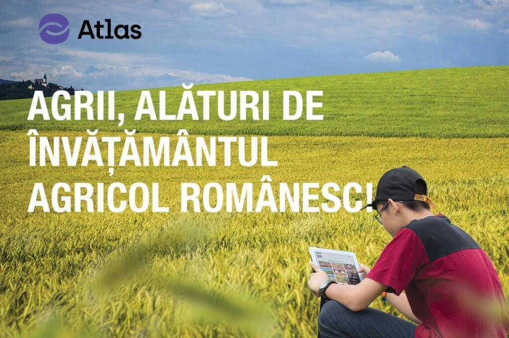Agrii, alaturi de invatamantul agricol romanesc