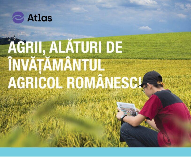 Agrii, alaturi de invatamantul agricol romanesc!