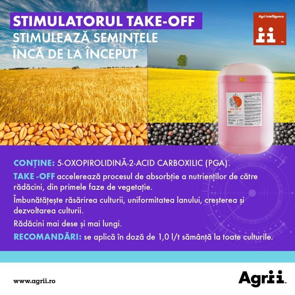 Stimulantul metabolic TAKE-OFF ST