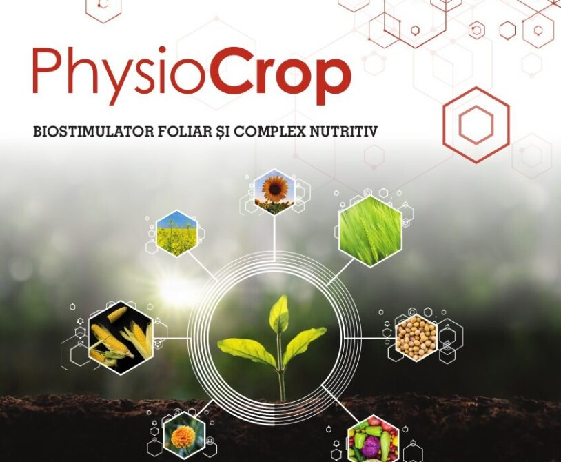 Ajutati plantele cu Physiocrop! Un biostimulator pe baza de aminoacizi