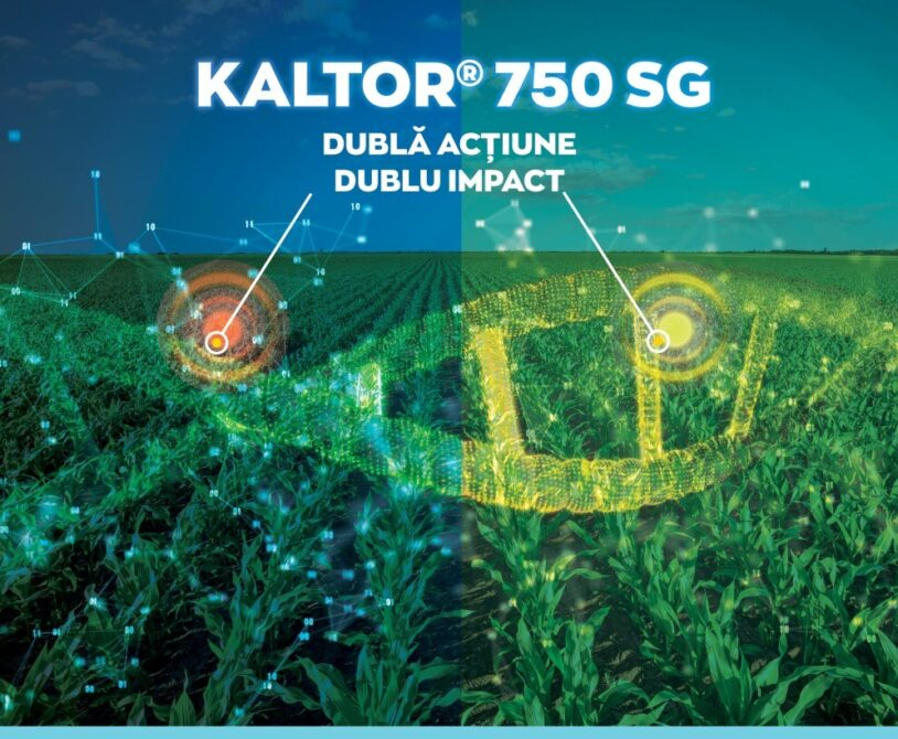 KALTOR®750 SG: dubla actiune, dublu impact!