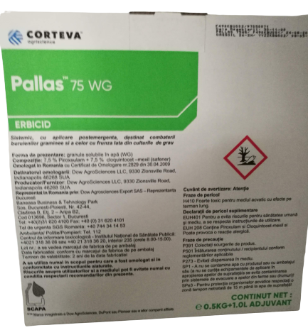 Pallas 75 WG