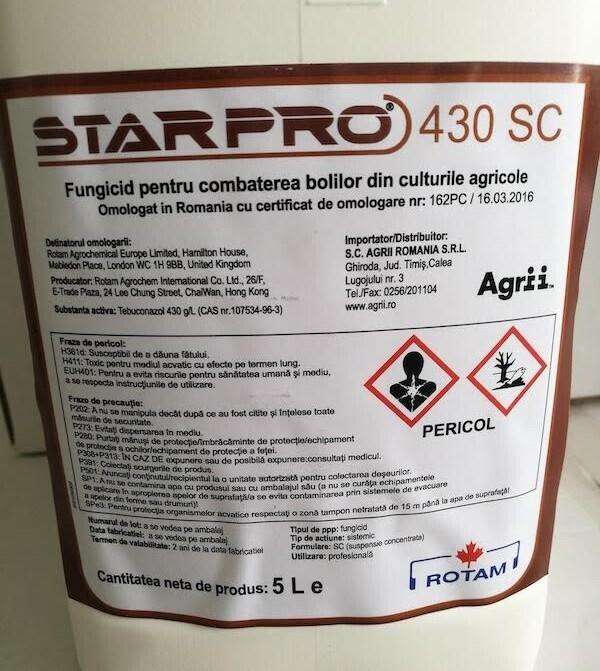 STARPRO 430 SC